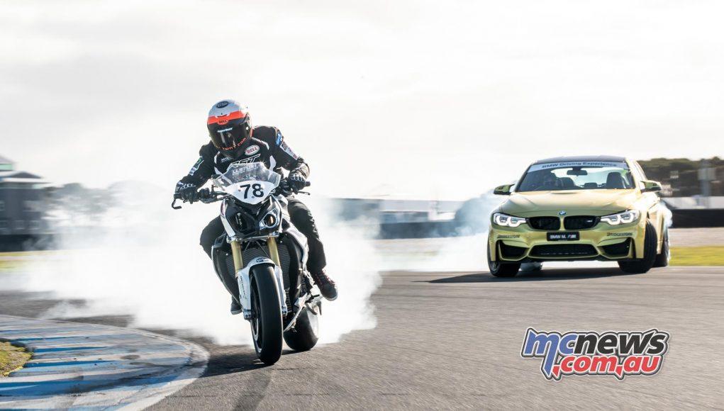 BMW M Test Day