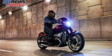 BMW Motorrad Big Boxer Cruiser Concept R Cover