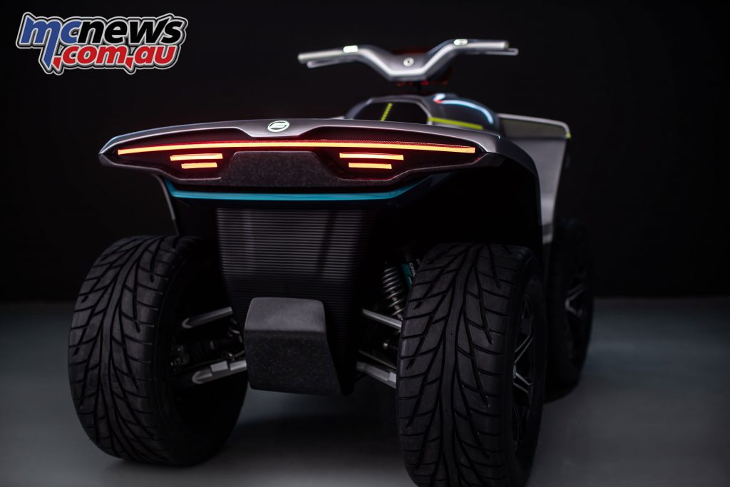 CFMoto Evoltion A concept atv A