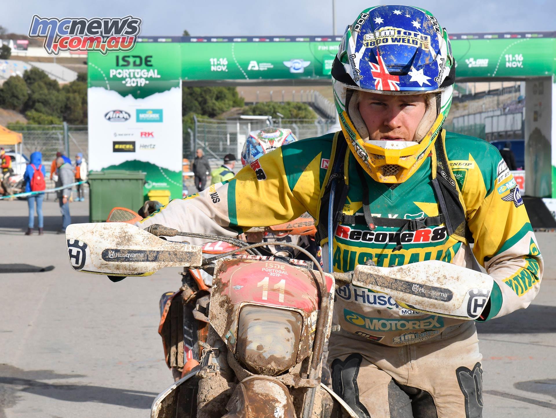 Calendrier Ama Supercross 2019.Moto News Weekly Isde X Trial Aft Calendar Mcnews Com Au