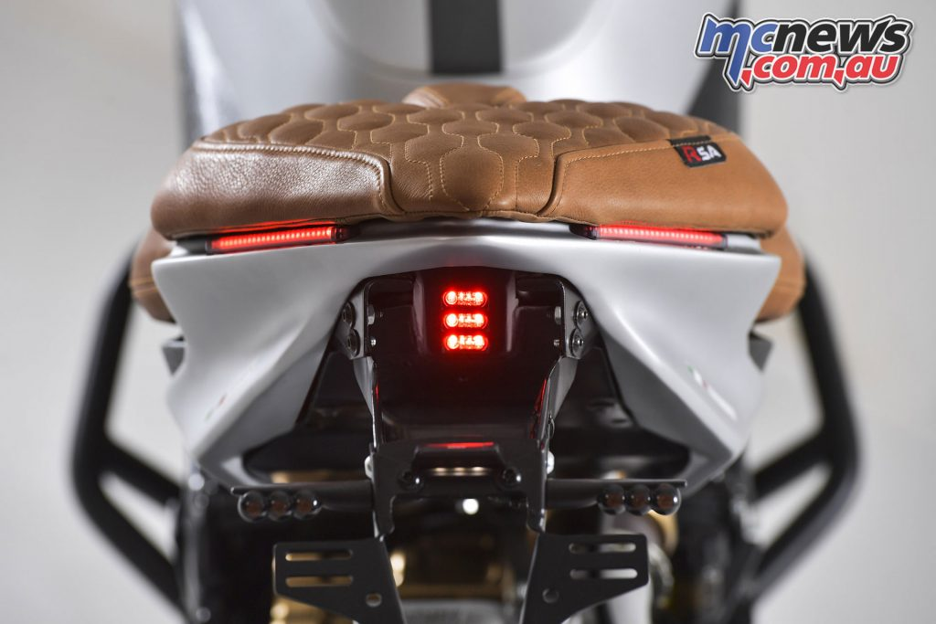 E Racer EDGE back lights