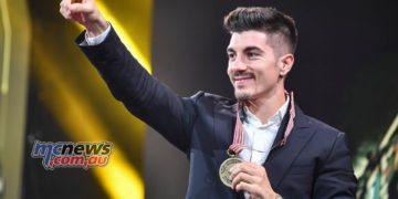 FIM MotoGP Awards Ceremony Vinales
