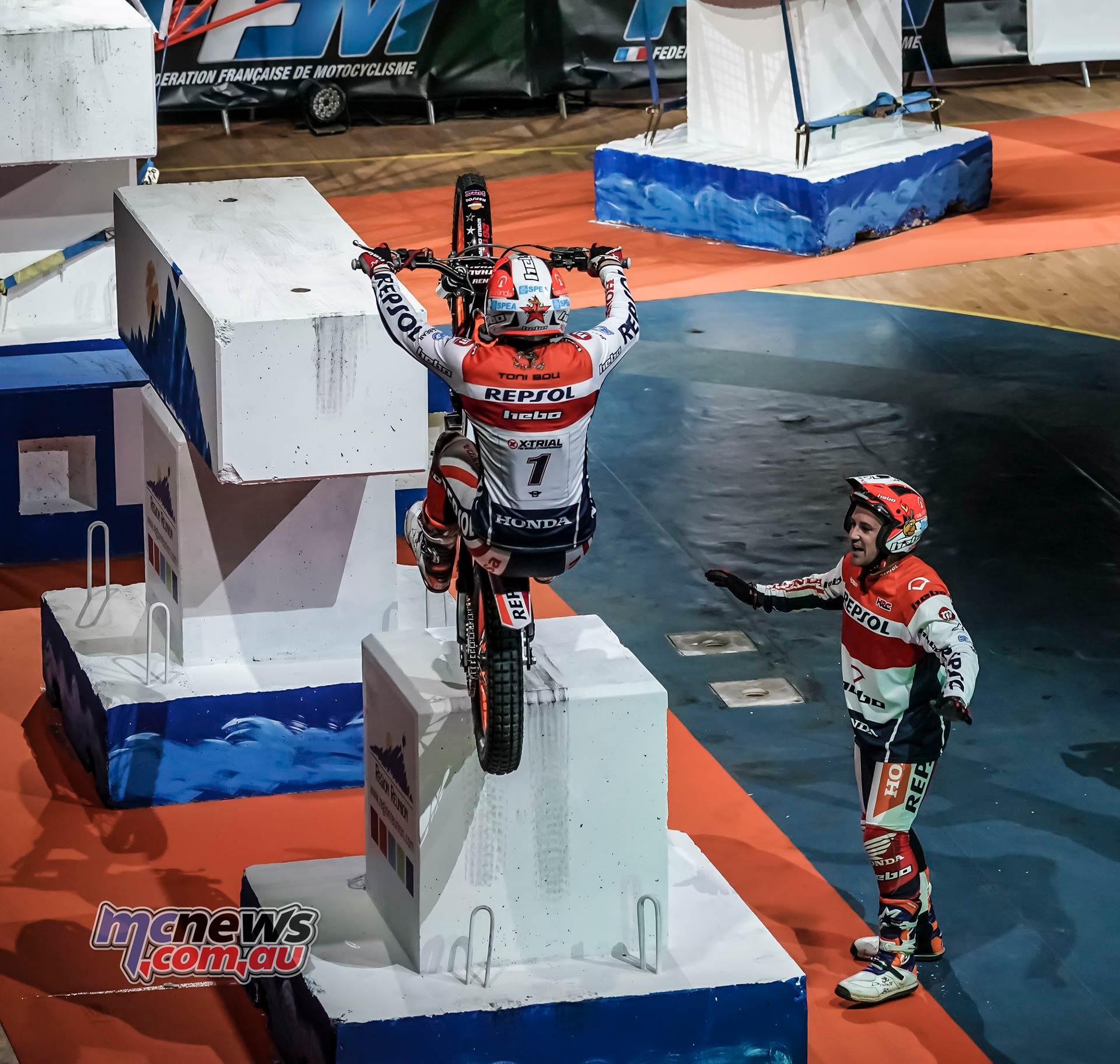 FIM X Trial World Championship Bou