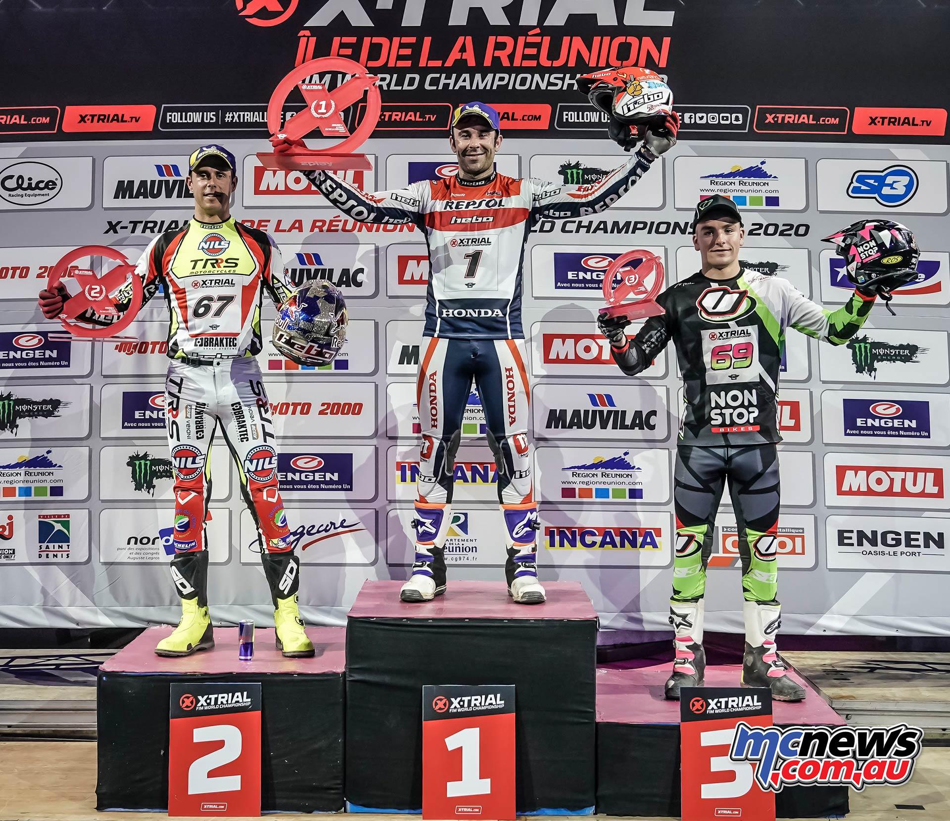 FIM X Trial World Championship Bou Raga Bustou