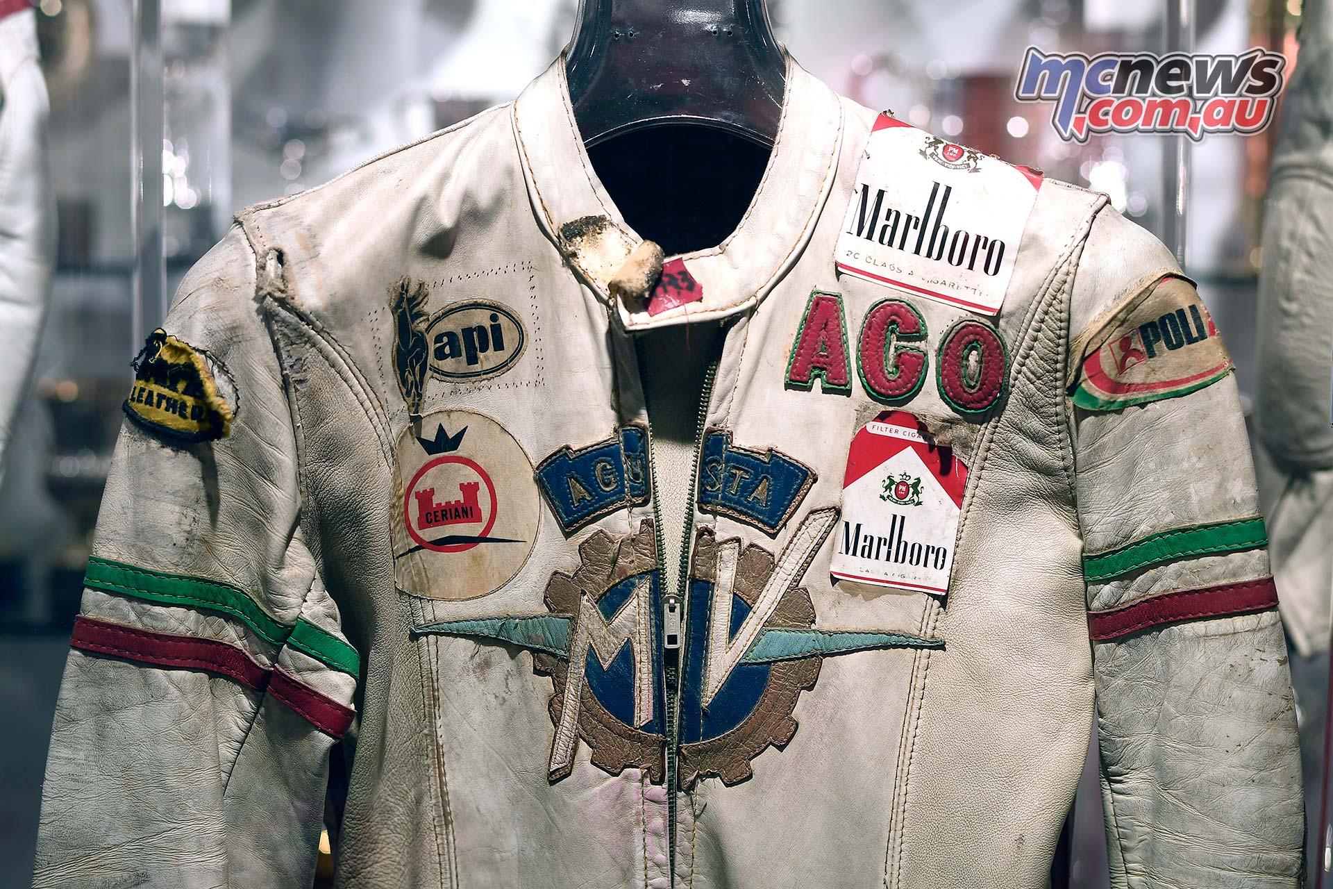 Giacomo Agostini Leathers