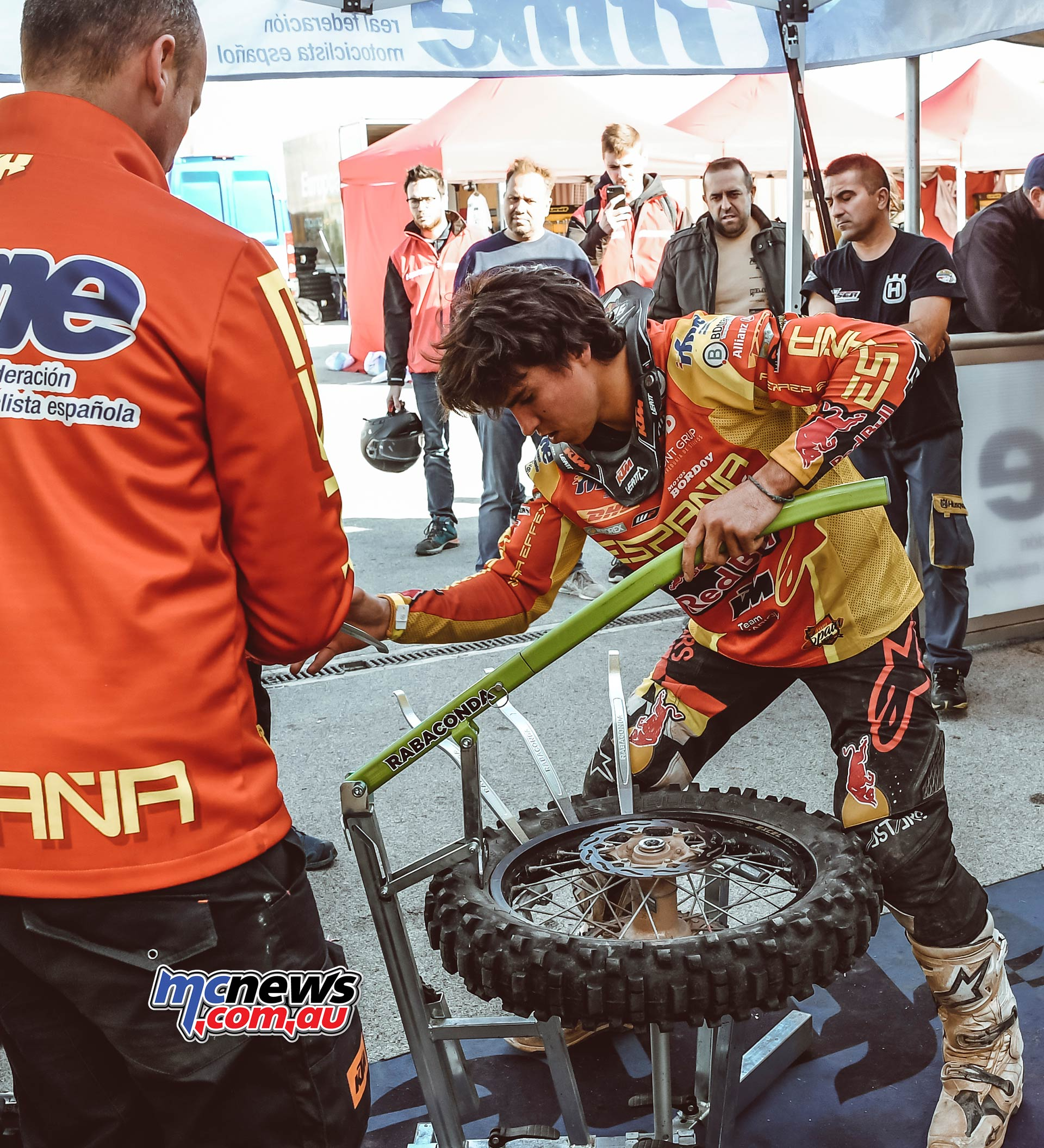 Josep GARCIA KTM FIM ISDE ImageDarioAgrati