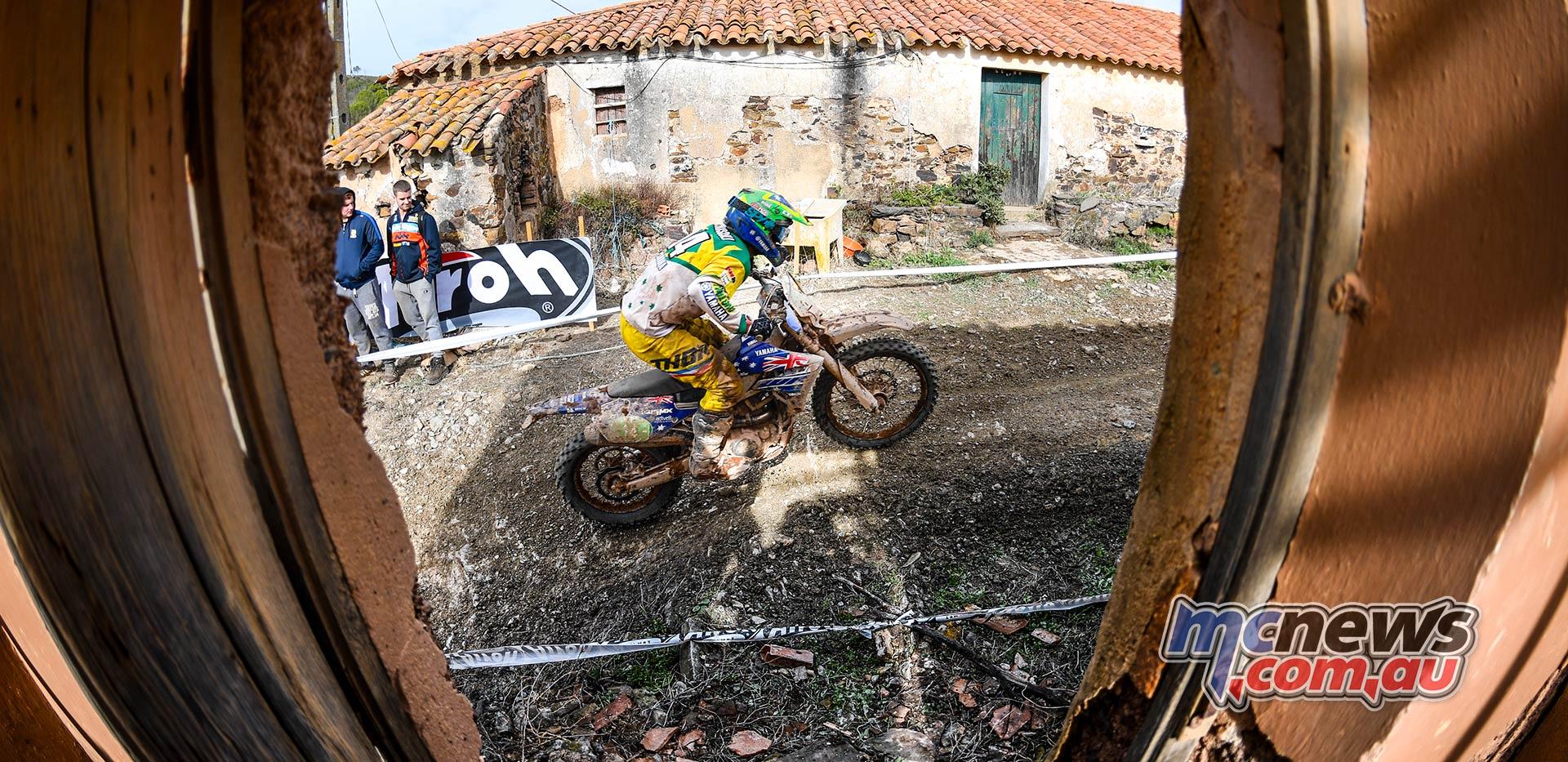 Michael DRISCOLL KTM FIM ISDE ImageDarioAgrati