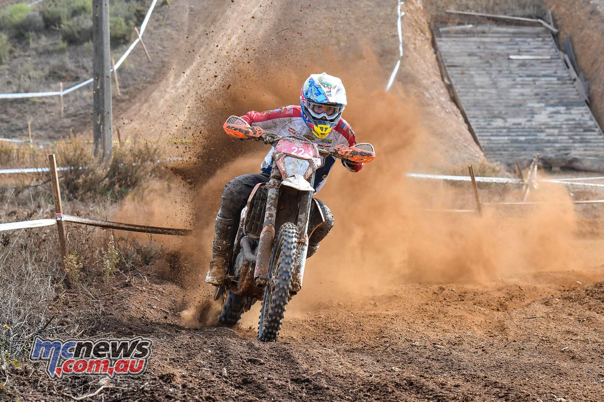 Taylor ROBERT KTM FIM ISDE Portimão ImageDarioAgrati