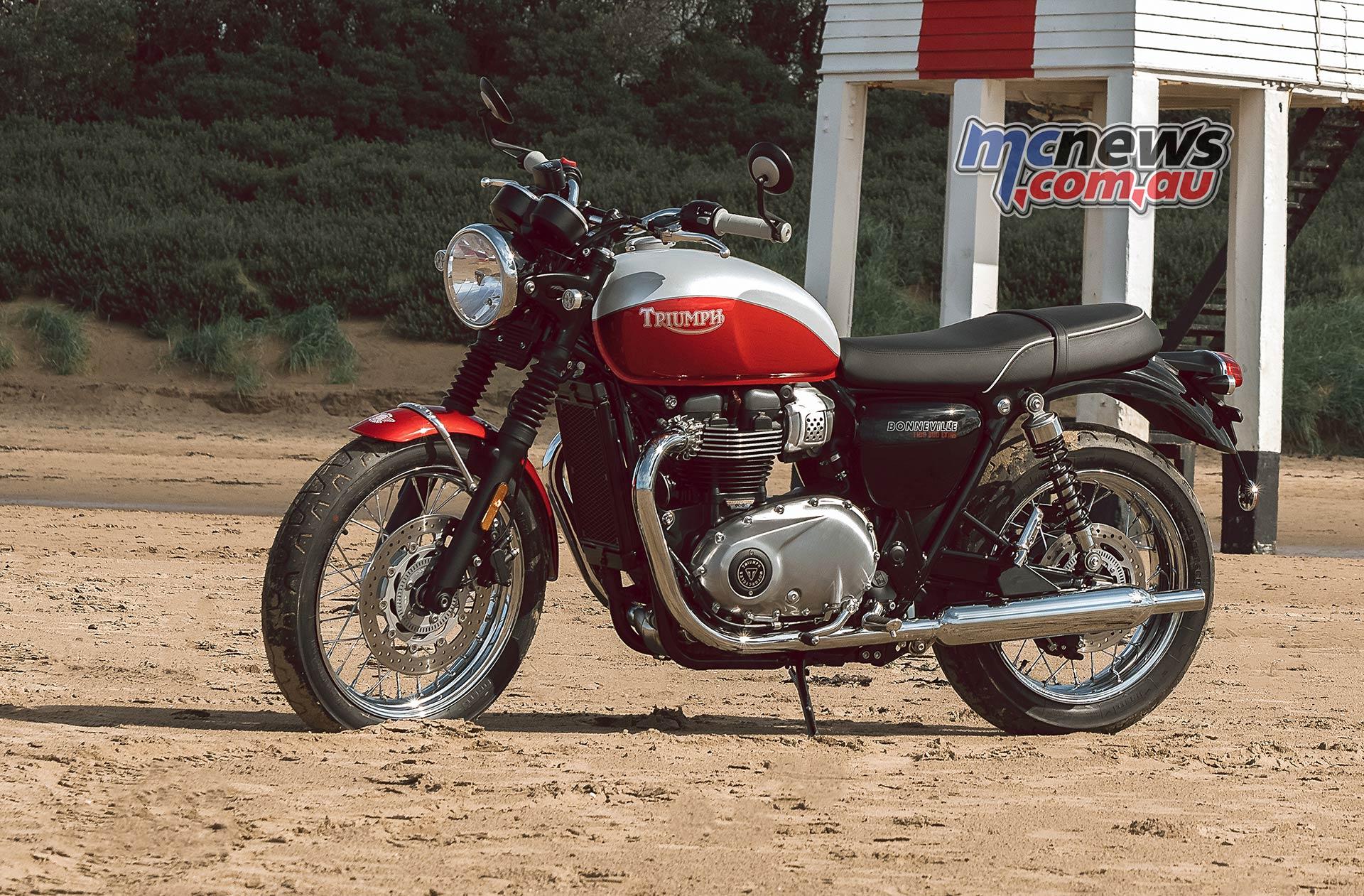 Triumph T Bud Ekins Special