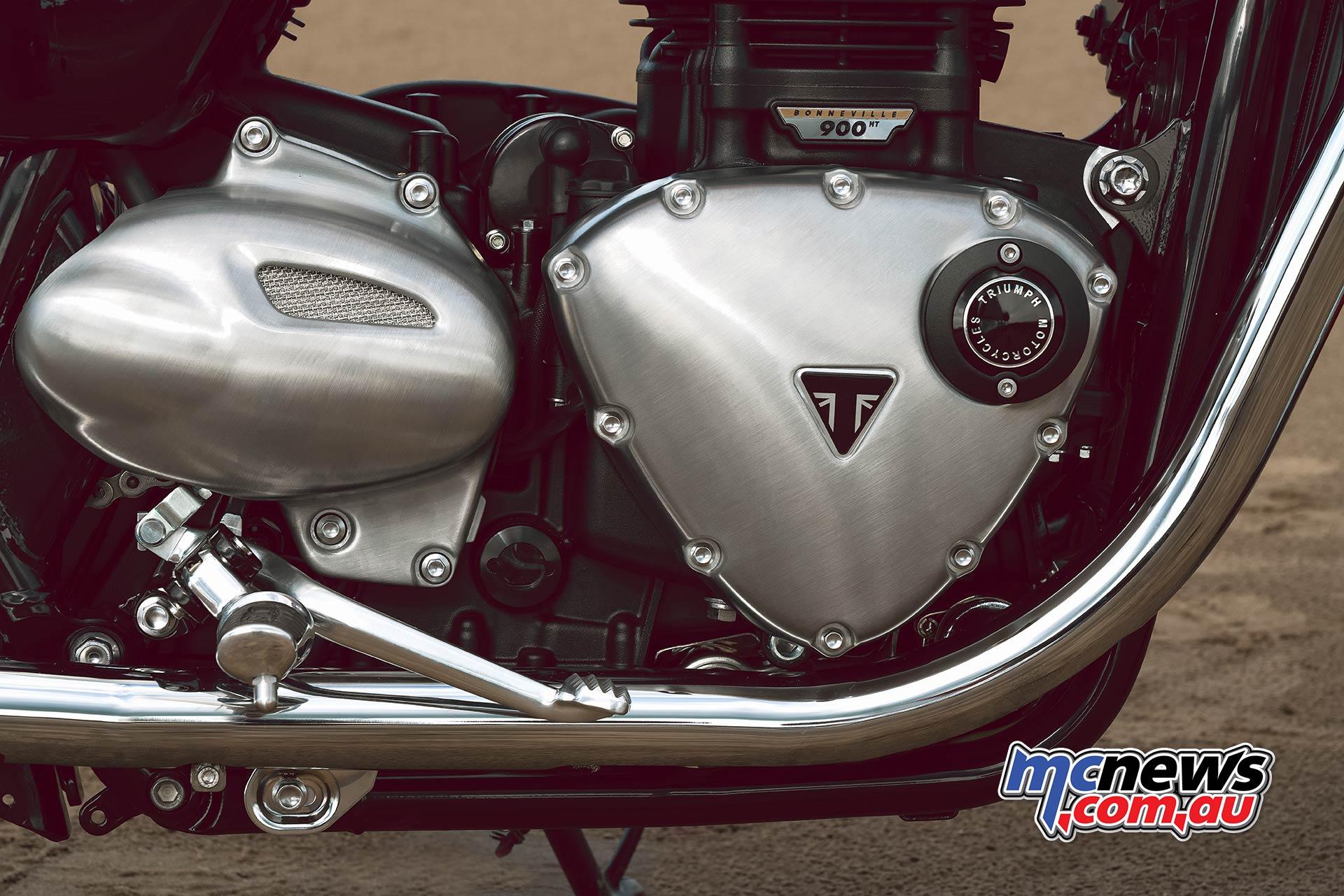 Triumph T Bud Ekins Special Engine