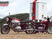 Triumph T T Bud Ekins Special Cover