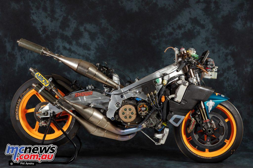 Honda NSR Doohan ImagePA