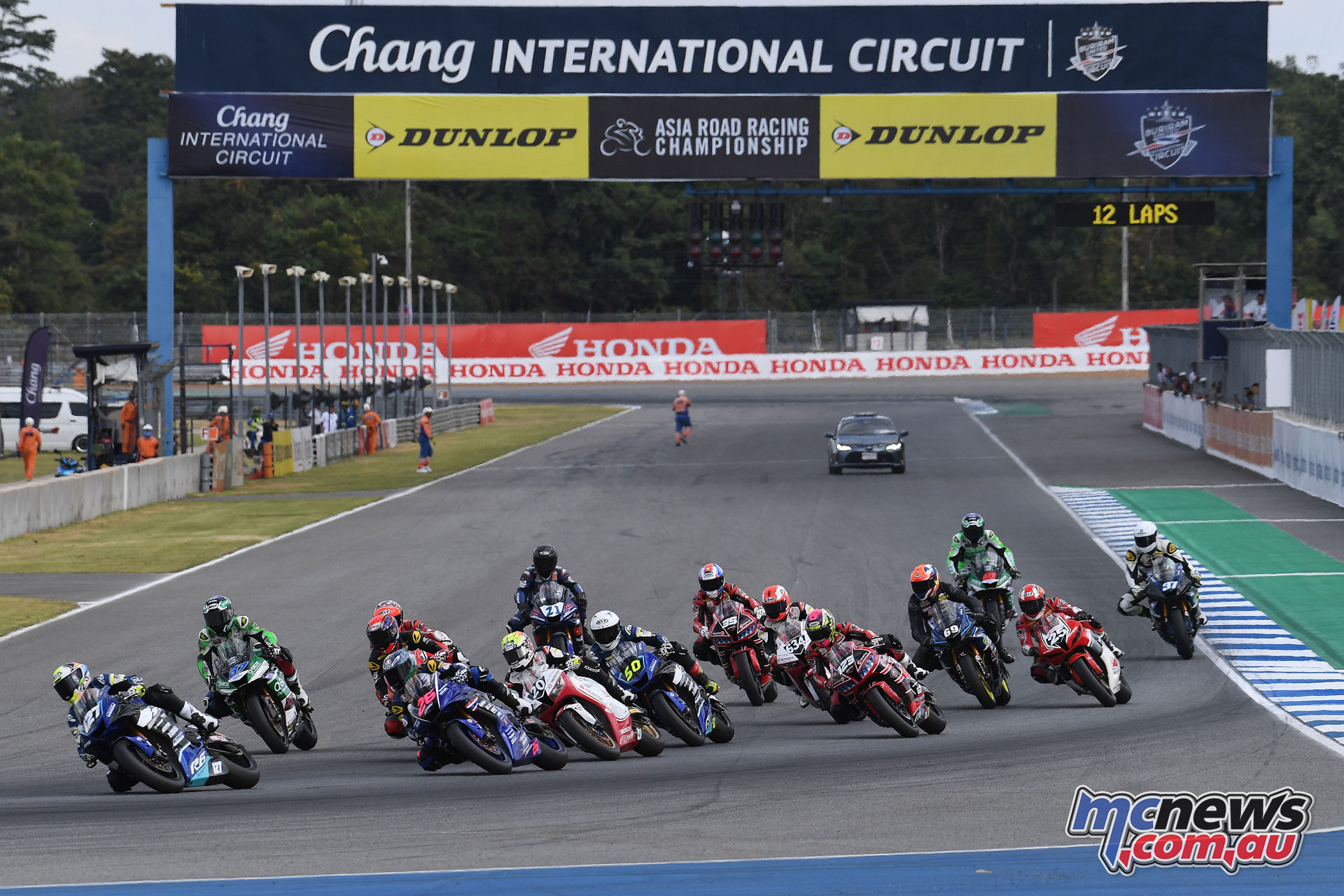 ARRC Rnd Thailand Chang SS Start
