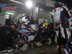 Sepang Hour BMW Endurance Pits