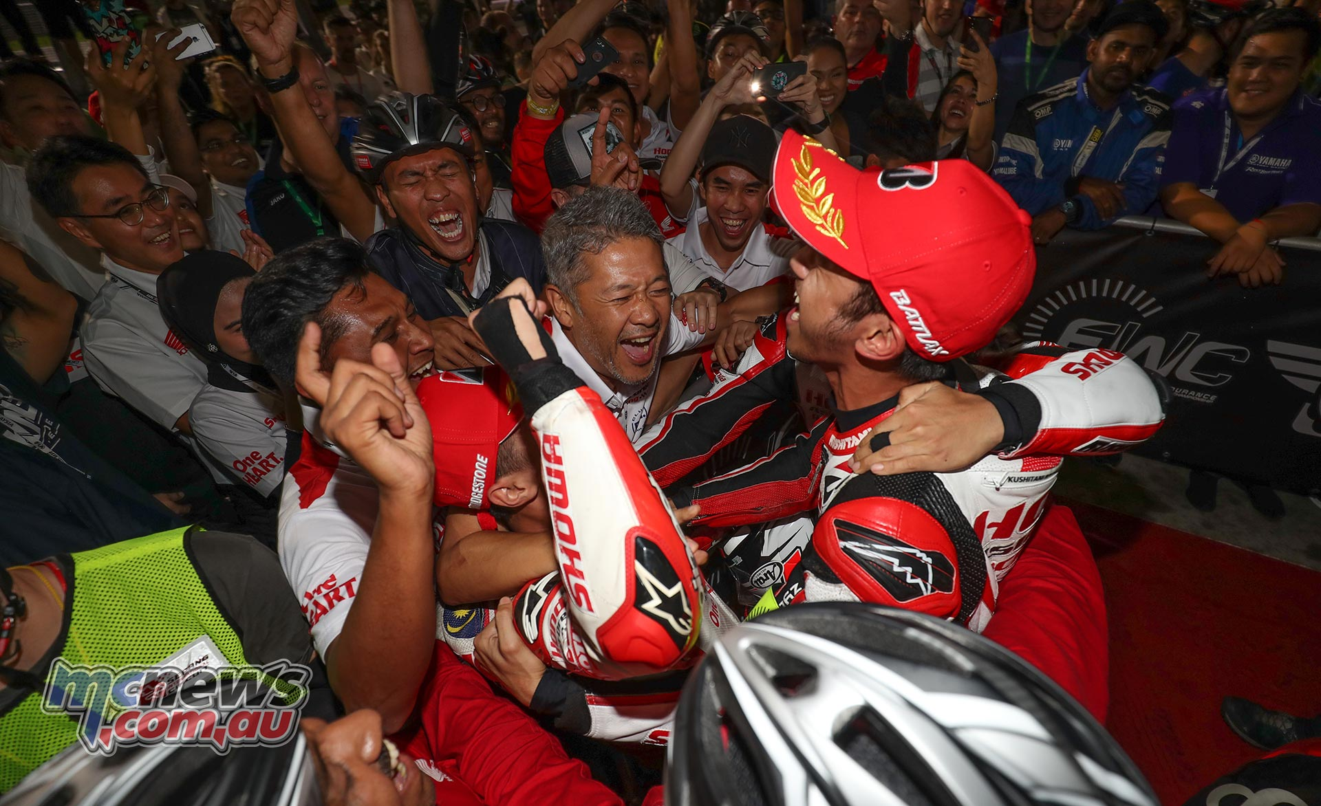 Sepang Hour Honda Asia Dream Racing