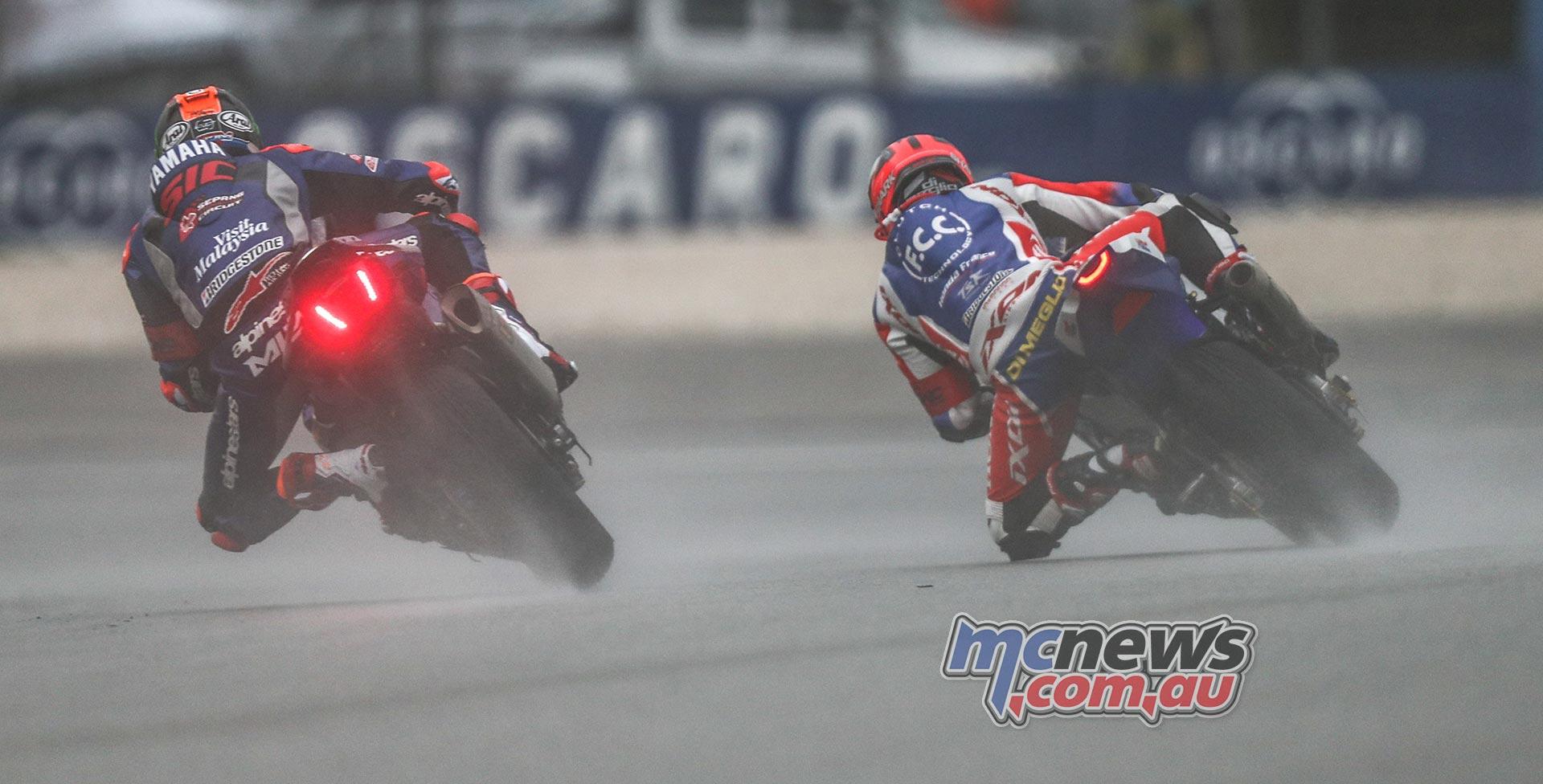 Sepang Hour Yamaha Sepang Racing FCC TSR