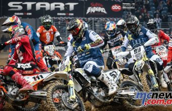 FIM SuperEnduro Round Billy Bolt Rockstar Energy Husqvarna Factory Racing
