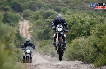 KTM Australia Adventure Rallye WA