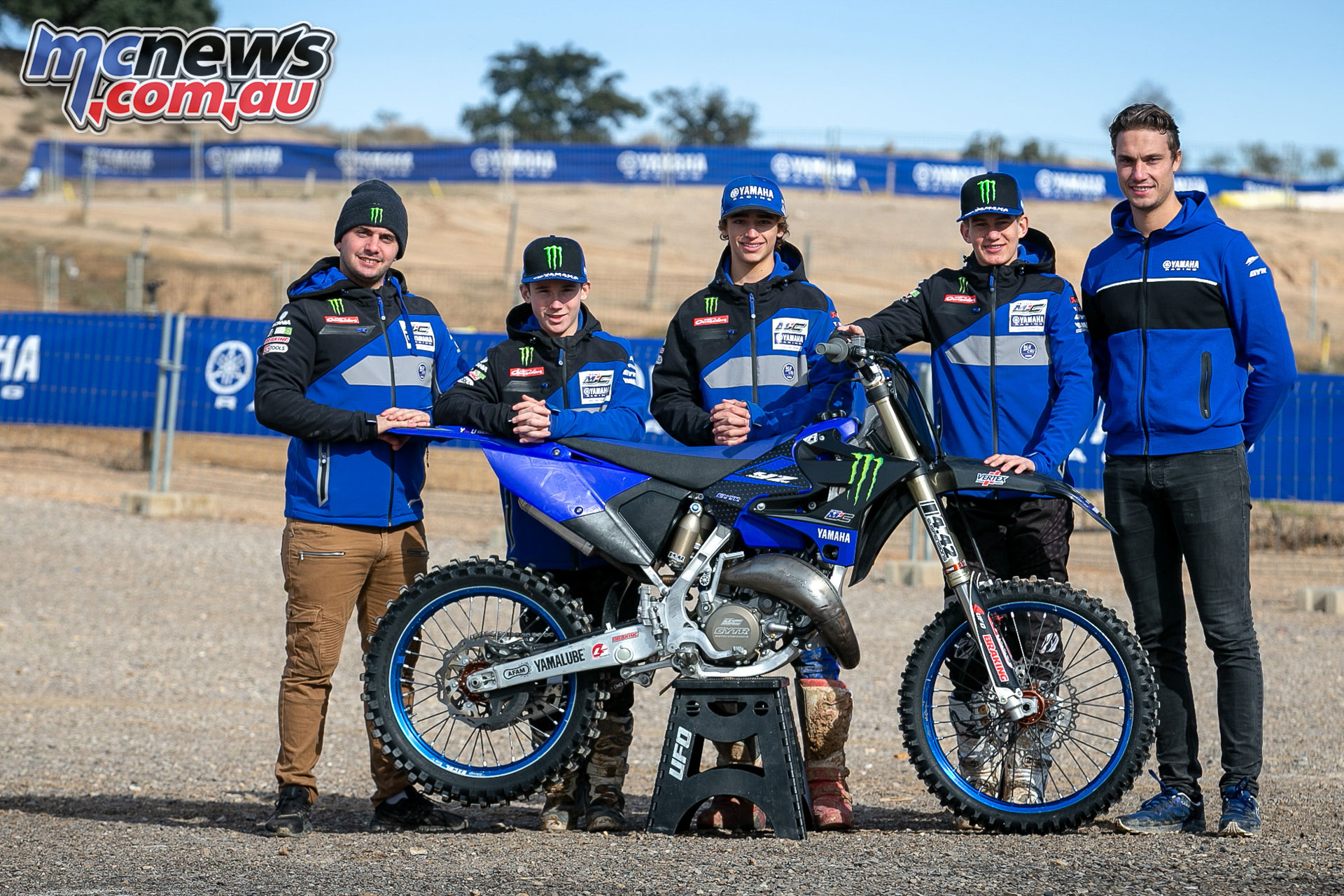 MJC Yamaha Official EMX riders announced