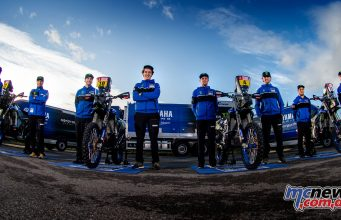 Monster Energy Yamaha Rally Team