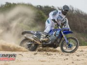 Rod Faggotter Dakar Pre