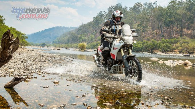 Yamaha Tenere XT Trev