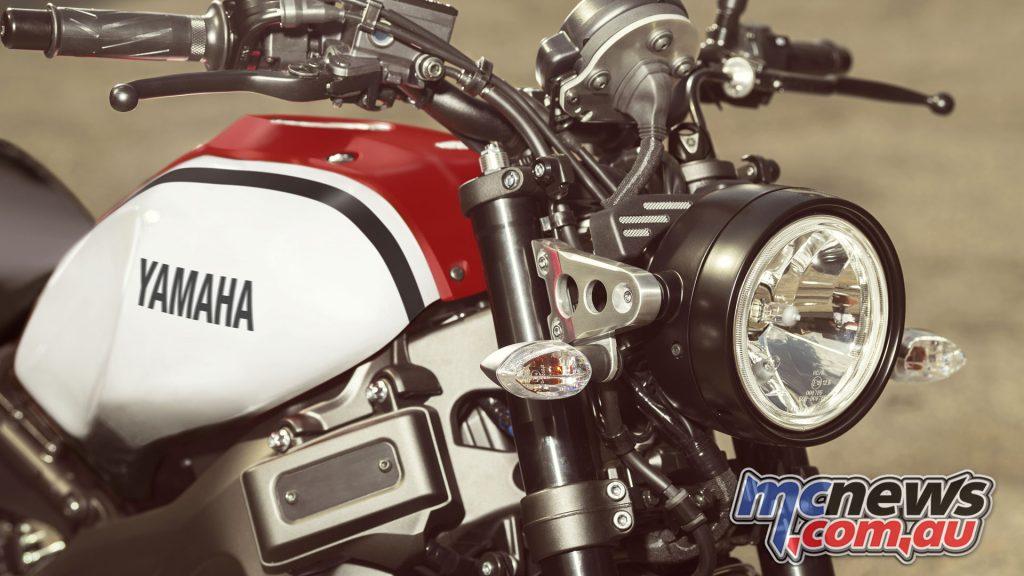 Yamaha XSR XSRA RW AUS DET
