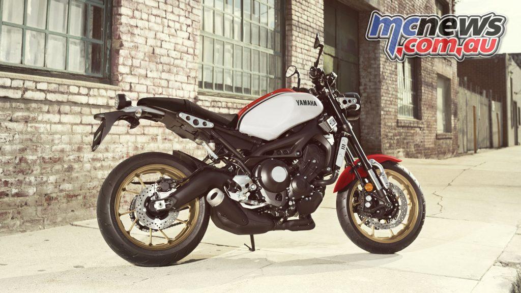 Yamaha XSR XSRA RW AUS STA