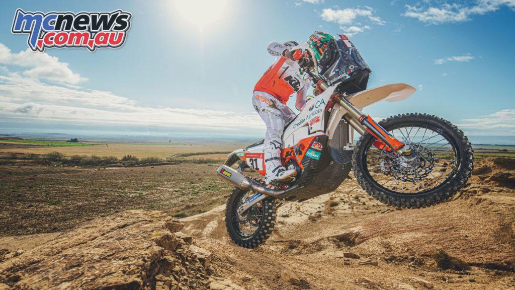 Dakar Preview Mario Patrao KTM RALLY
