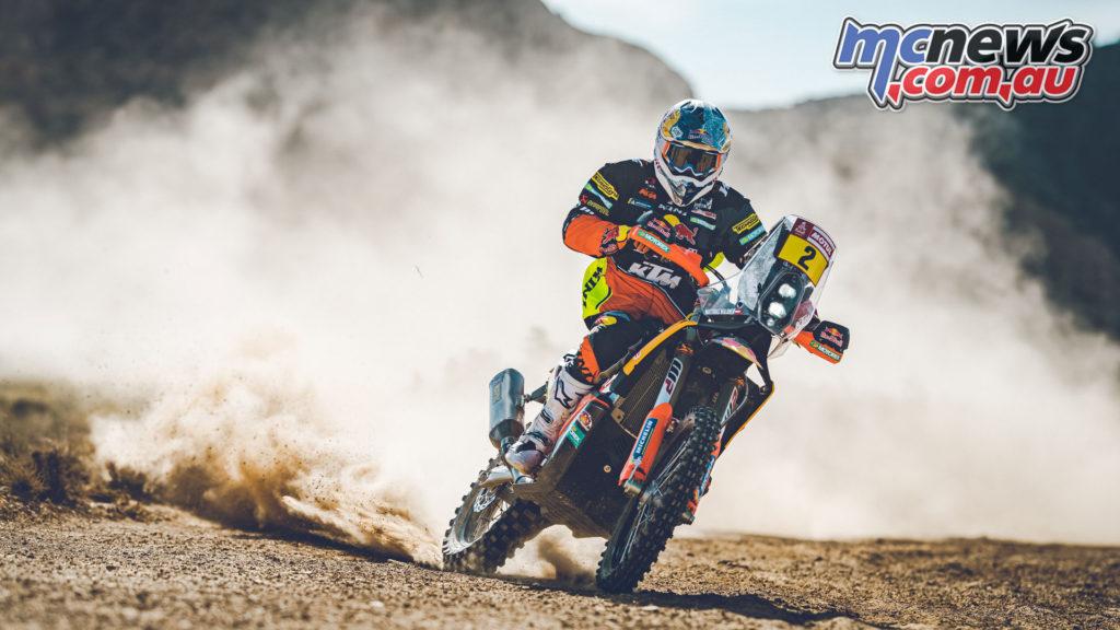 Dakar Preview Matthias Walkner KTM RALLY