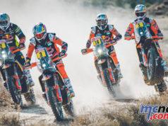 Dakar Preview Red Bull KTM Factory Racing Dakar Rally