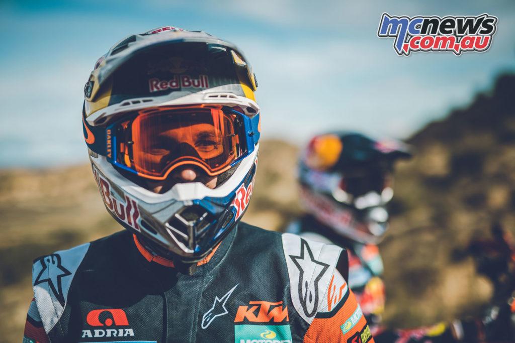 Dakar Preview Sam Sunderland KTM RALLY