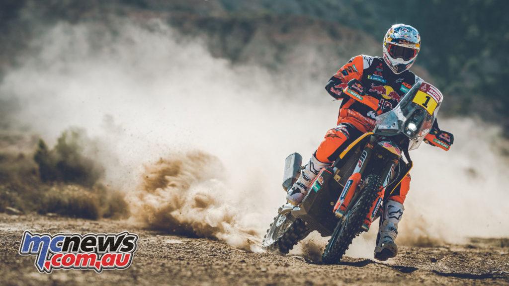 Dakar Preview Toby Price KTM RALLY