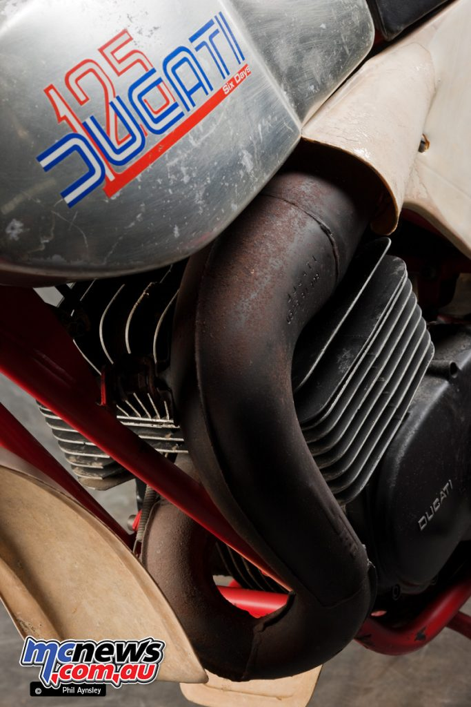 Ducati Regolarita Six Days ImagePAynsley