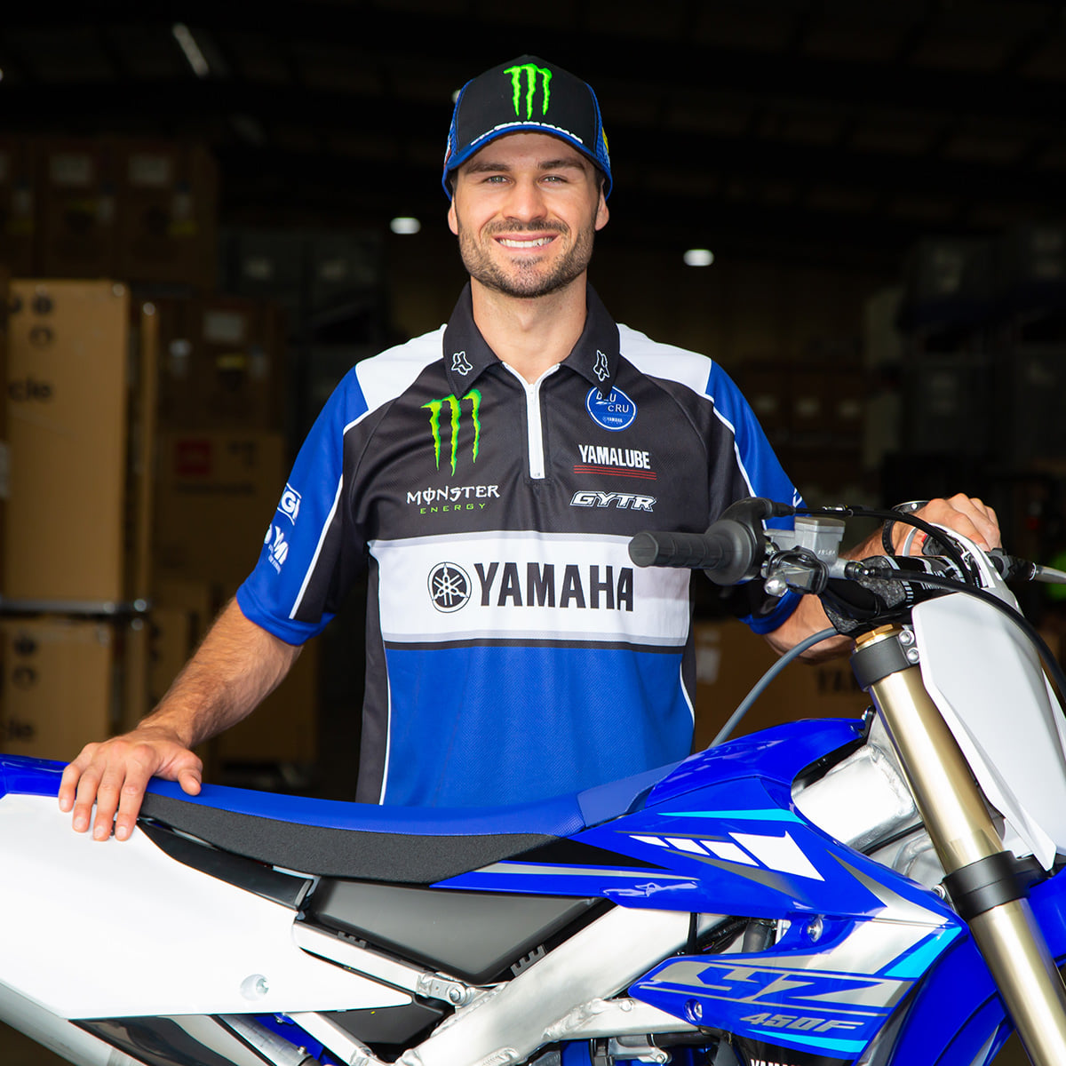 Hayden Mellross CDR Yamaha