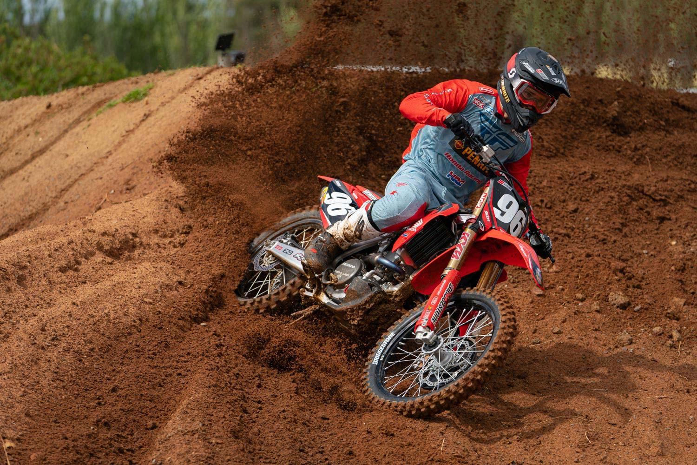 Kyle Webster Penrite Honda