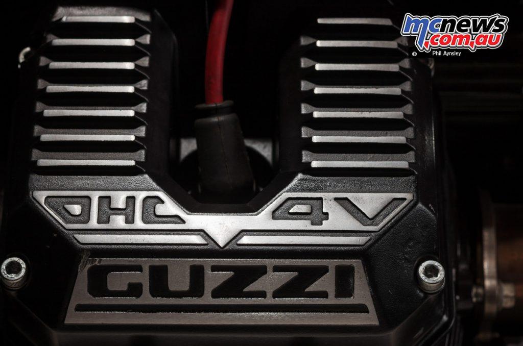 Moto Guzzi MGS Corsa ImagePA