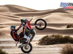 Ricky Brabec Dakar Rally prep MCH