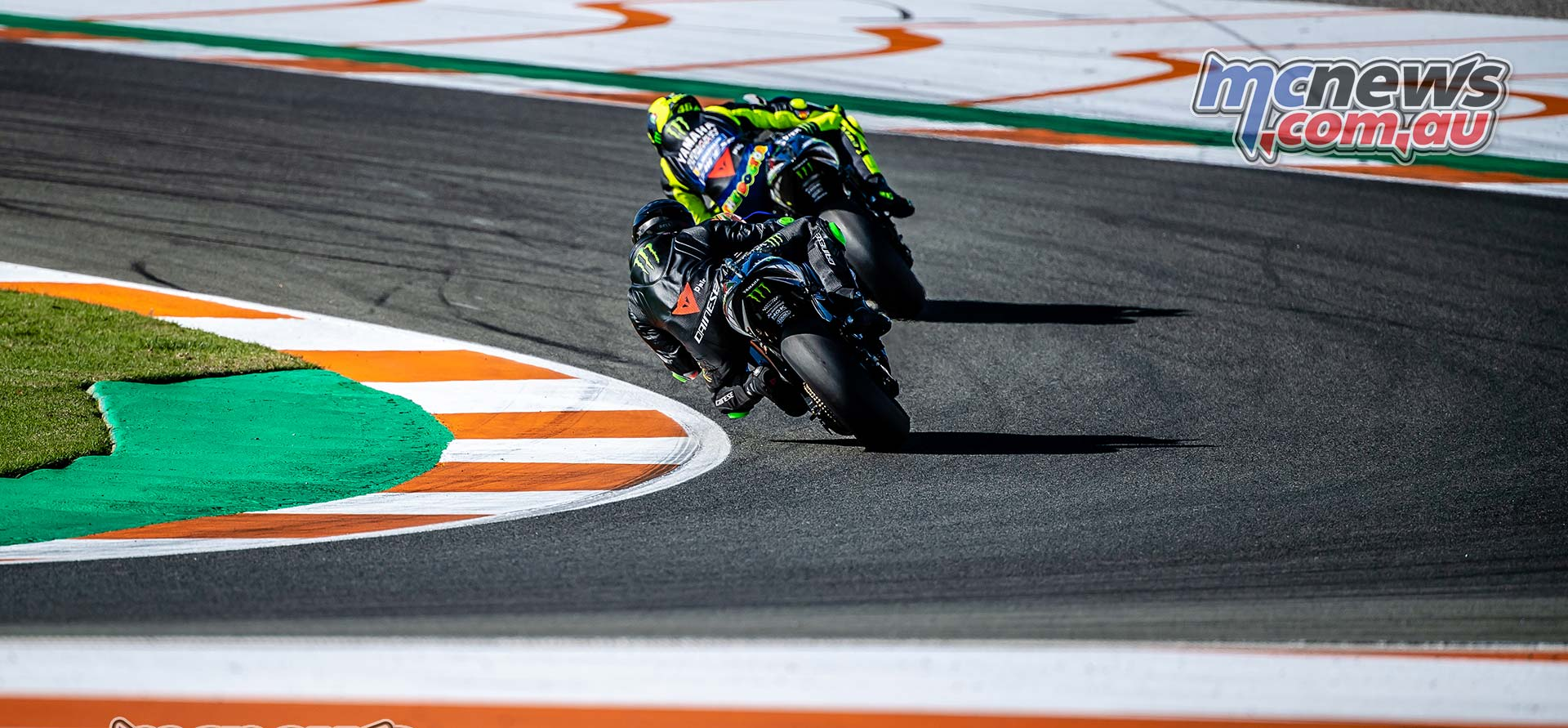 Rossi Hamilton MotoGP