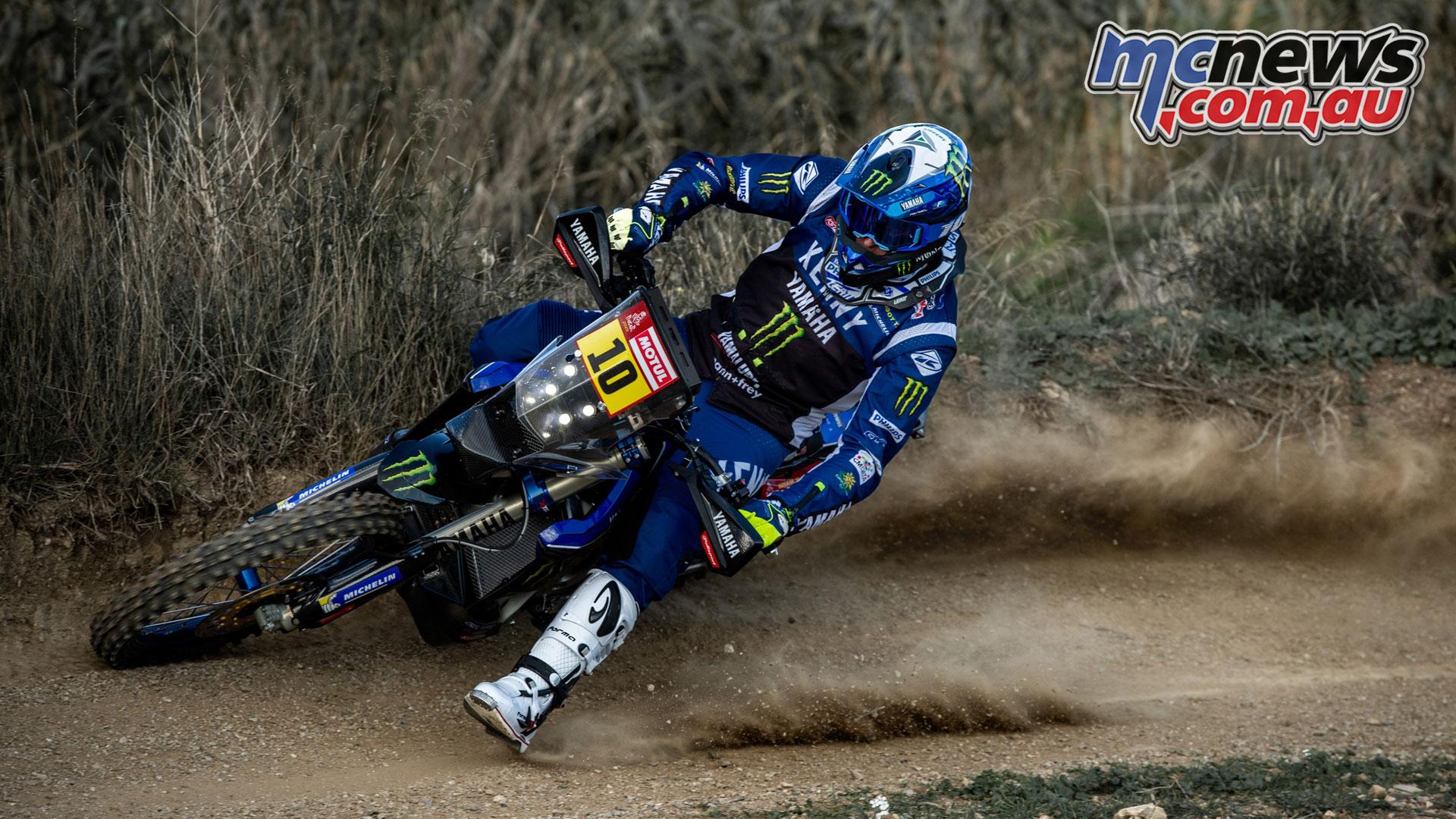 Xavier De Soultrait Monster Energy Yamaha Rally Team