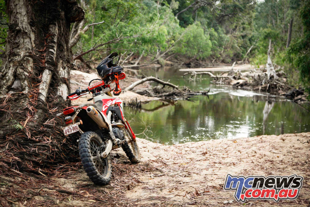 Daryl Beattie Adventures Cape Cairns CRFL by River