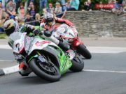 IOMTT Senior James Hillier McGuinness Kawasaki