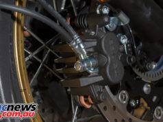 Suzuki DL Brakes