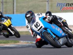 Hasse Gustafson will race The Blue Lunatic at Phillip Island
