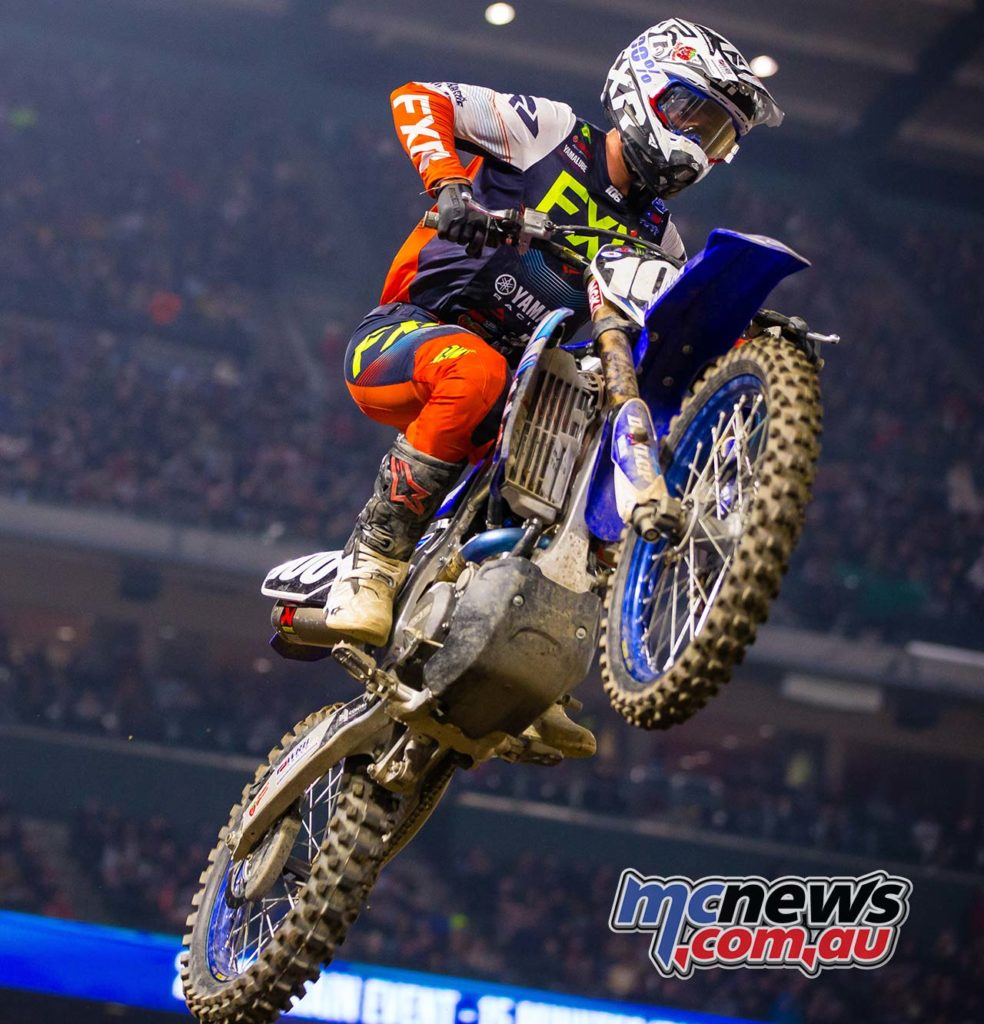 AMA SX Rnd A Jay Wilson Privateers SX Rd Kardy