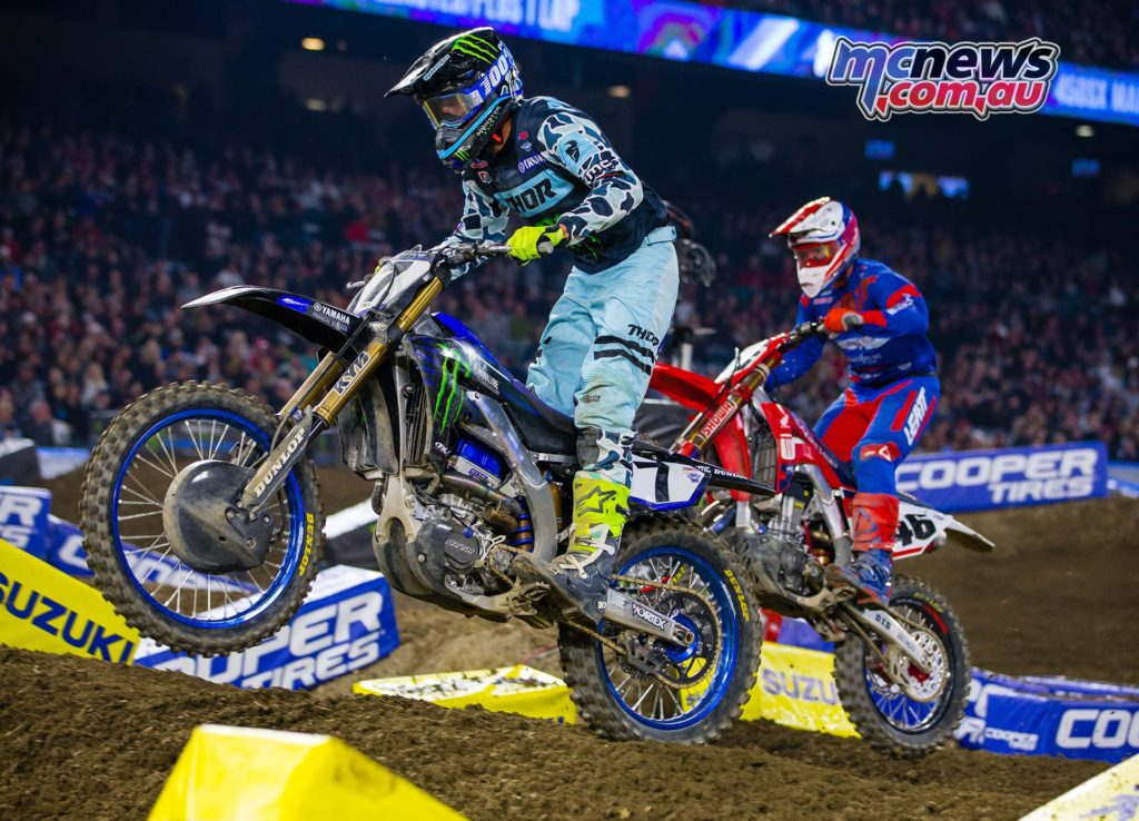 AMA SX Rnd A Plessinger Multiple SX Rd Kardy
