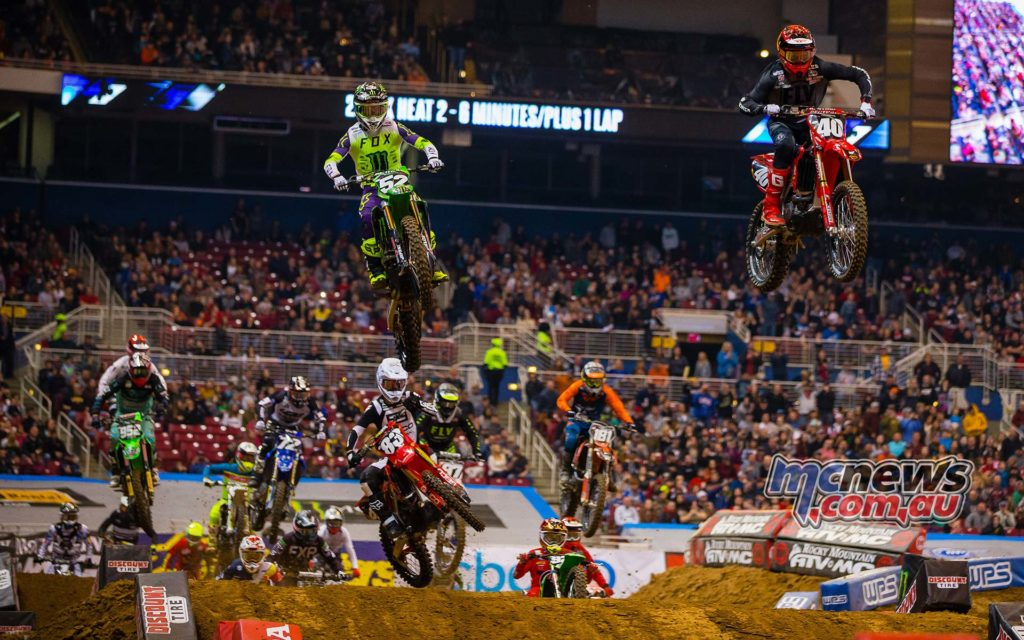 AMA SX Rnd Oldenburg Forkner Lawrence Multiple SX STL Kardy