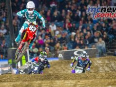 AMA SX Rnd A Jett Lawrence Multiple SX A Kardy