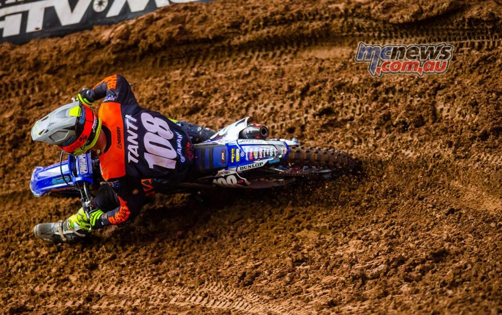 AMA SX Rnd Glendale Aaron Tanti Privateers SX PHX Kardy