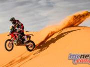 Dakar Rally Kevin Benavides